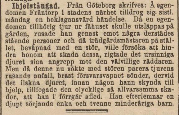 Dagens-Nyheter den 11 oktober 1867.