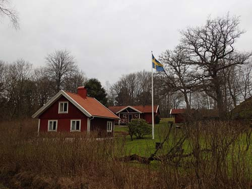 Kolmaden. Foto: Per Hallén 2014