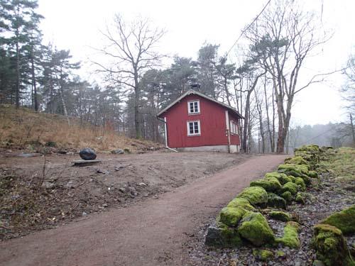 Bengtstorpet i januari 2013. Foto: Per Hallén.