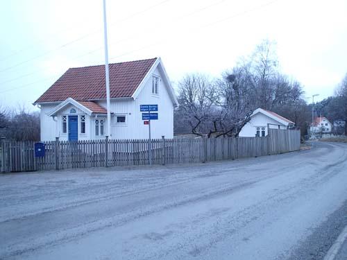 Tomten där Jonstorpet låg 1834.