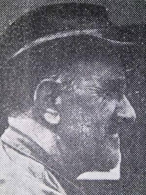 Arrendator Erlandsson år 1950.