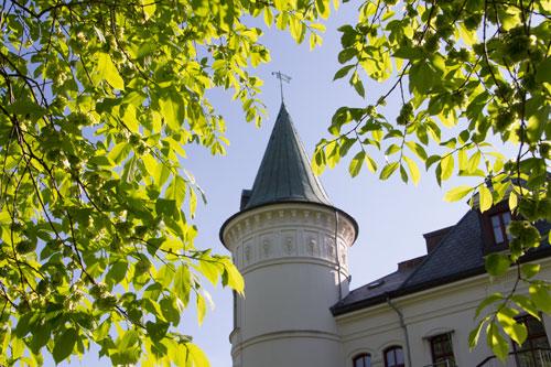 Stora Torps torn är alltid lika vackert!