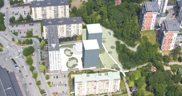 Bild från Stadsbyggnadskontoret.