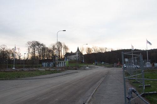 Soluppgång vid Stora Torp. Foto: Per Hallén 2014