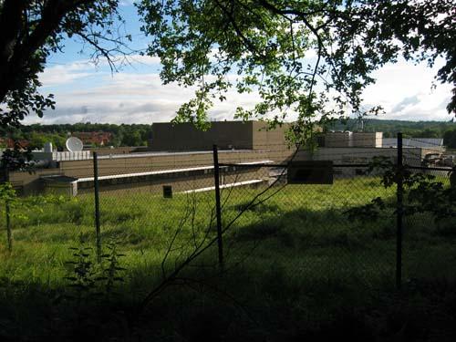 Synvillans baksida. Foto: Per Hallén 2005.