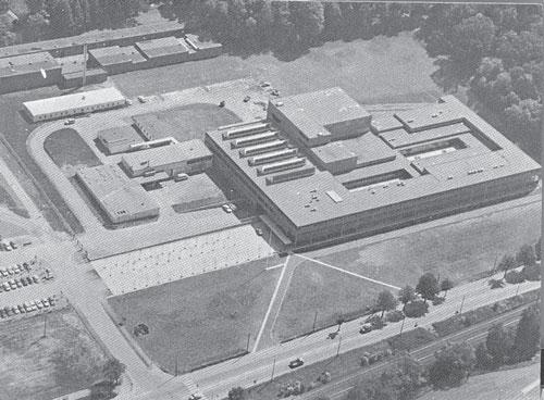 RAdio- och TV-huset 1973.