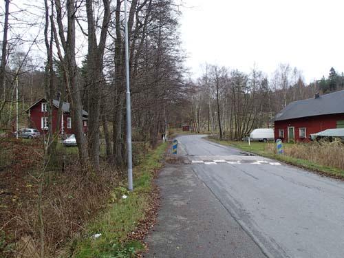 Kalvekärrs torp finns kvar, Stenström hade kunna känna igen sig på denna plats! Foto: Per Hallén 2014