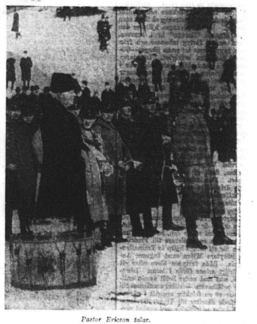 Ur Göteborgstidningen 4 mars 1929.