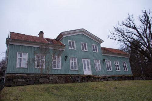 Kålltorp Övergården. Foto: Per Hallén 2015