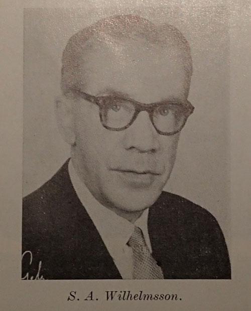 S.A. Wilhelmsson