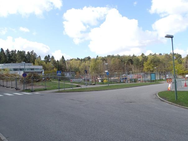 Barnsjukhusets tomt