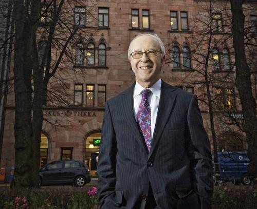 Peter Clark Emeritus Professor, University of Helsinki