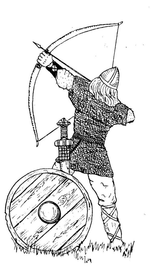 Askman - Illustration ur Upptäck Delsjön