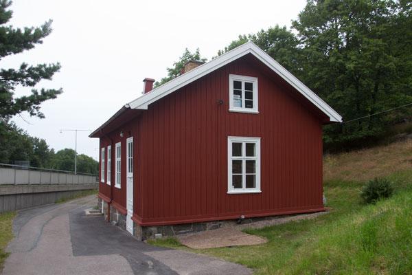 Kallebäcks skola. Foto: Per Hallén 2015