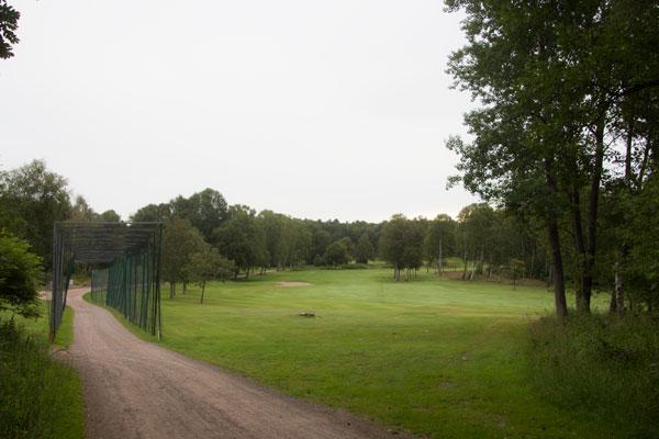 Golflandskapet. Foto: Per Hallén 2015
