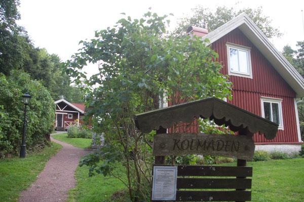 Torpet Kolmaden. Foto: Per Hallén 2015