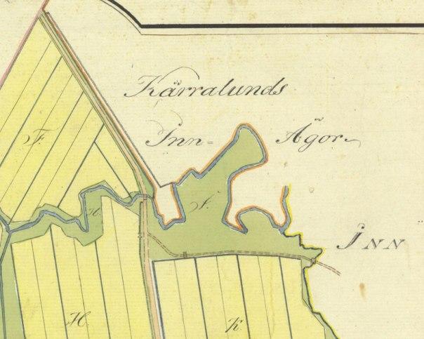 """""""Delsjövägen"""" 1814"""