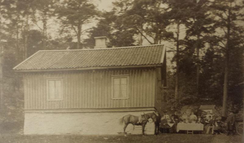 Bilden är hämtad ur Redbergspojkars arkiv, foto: Roger Andersson.