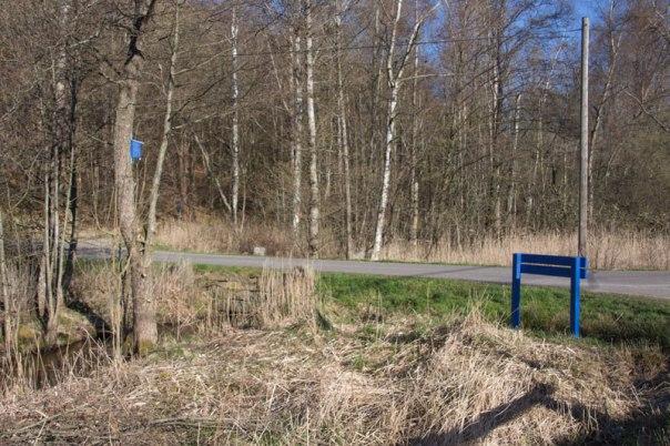 Lilla Torps bro. Foto: Per Hallén 2016