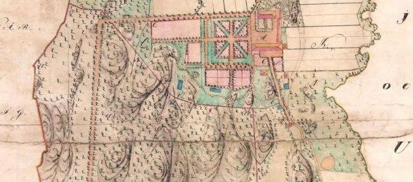 Stora Torp 1815.