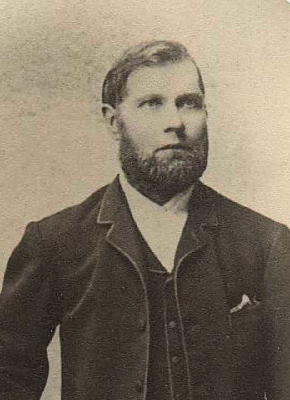 Lorents Olsson, mannen som var med och sökte efter apan.