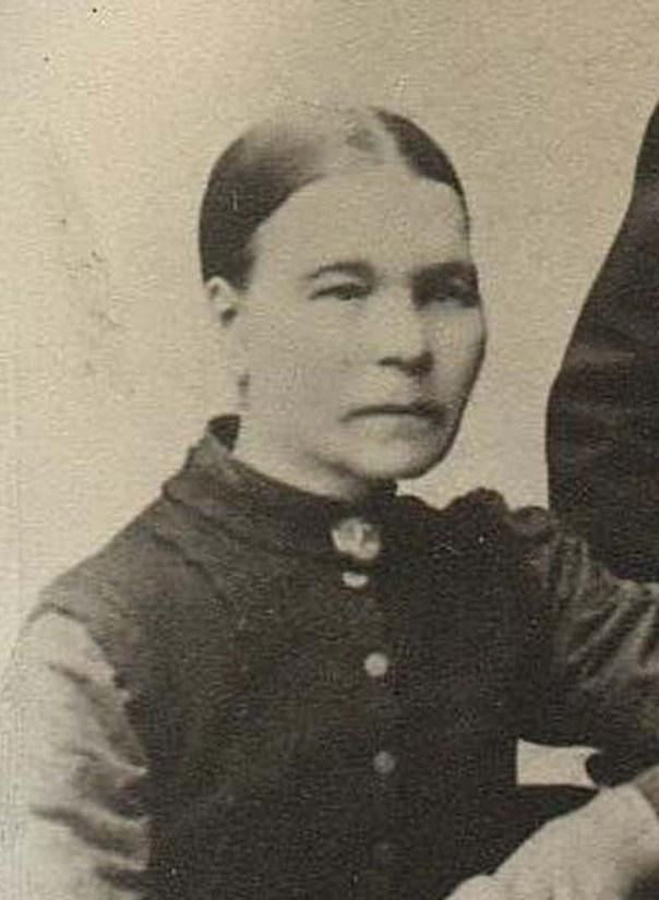 Sabina bodde också på Skatås och var gift med Lorents.