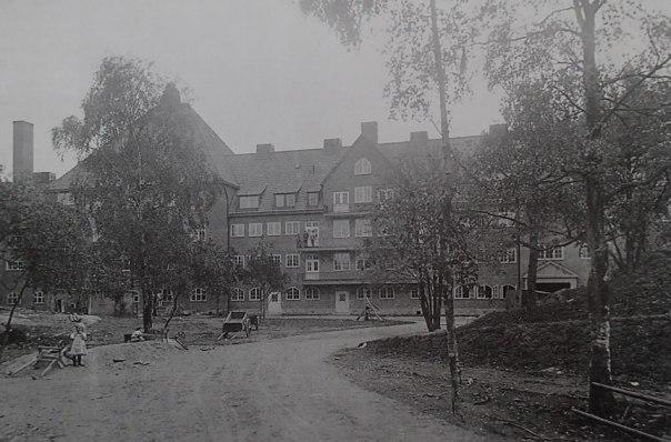 Sanatoriet_1911