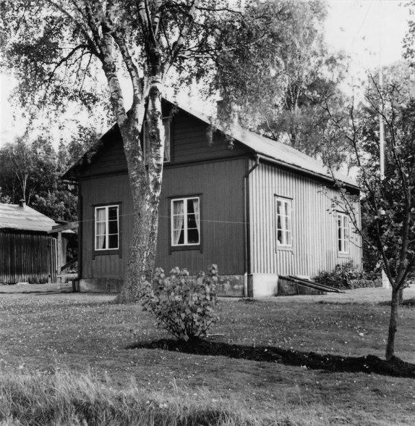 Robertshöjd år 1953. Foto: Allan Nilson. Göteborgs Stadsmuseum.