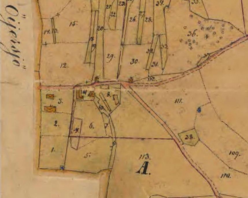 Laga skifteskartan 1871