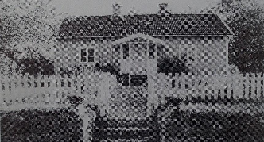 Öjersjö Hallen, foto 1985 ur: