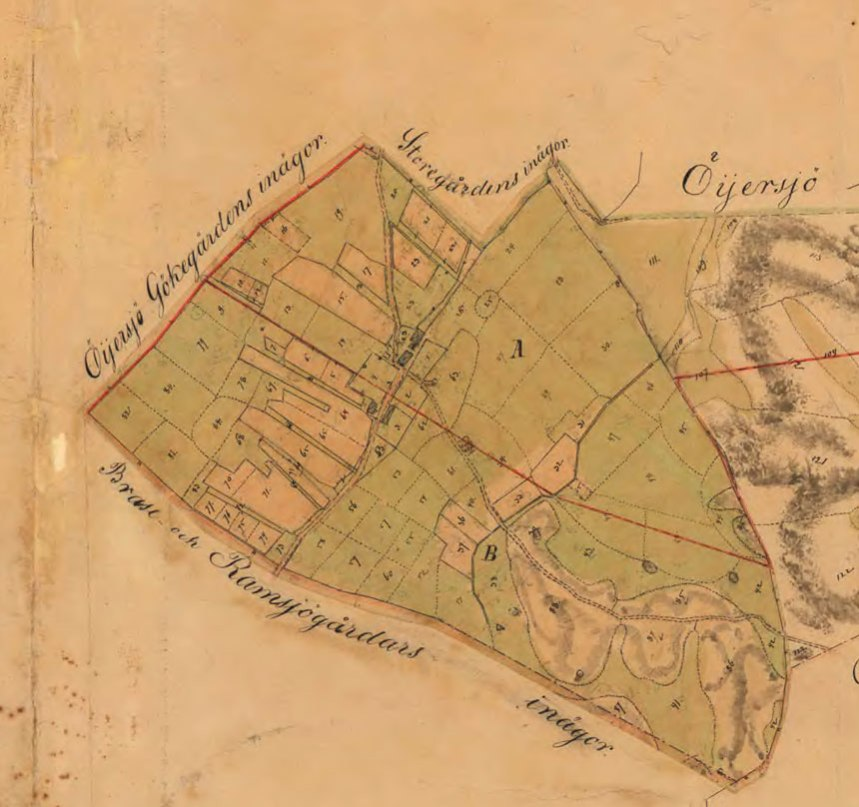 Mölnlyckegården 1863