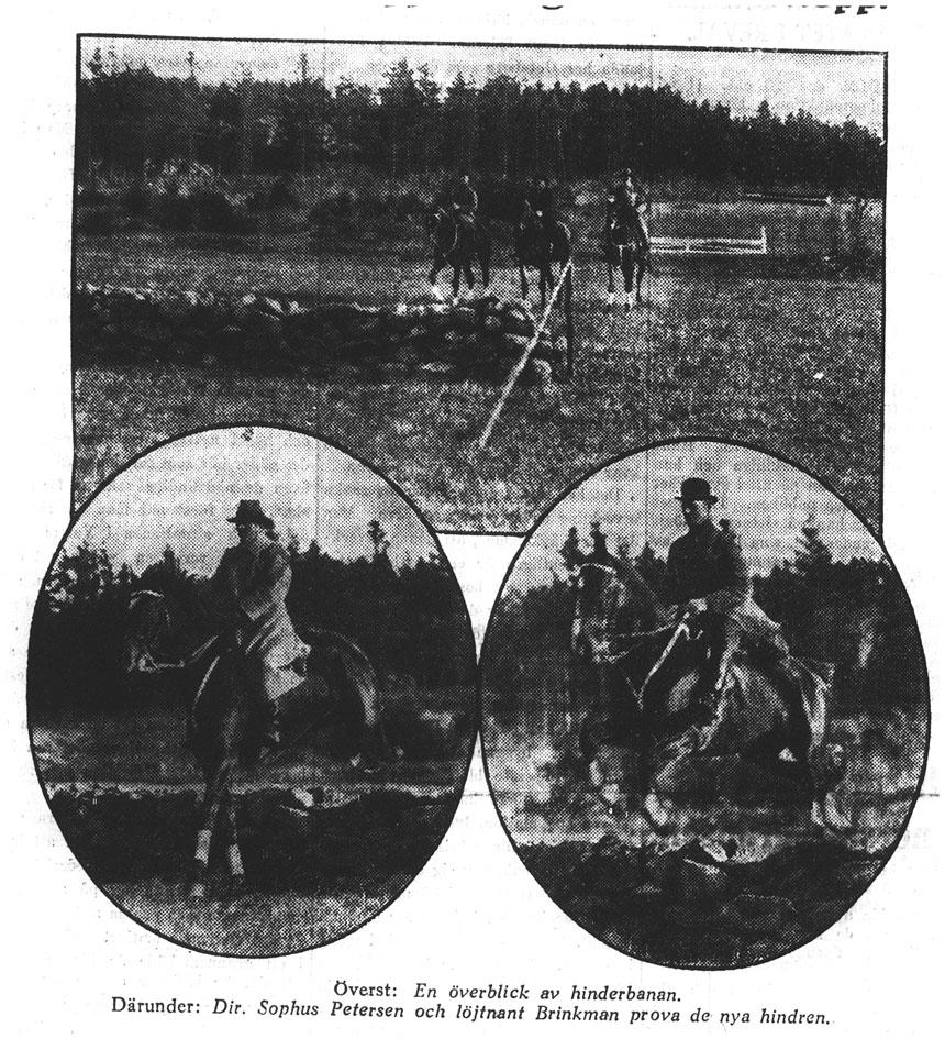 Göteborgs Tidningen 23 oktober 1926.