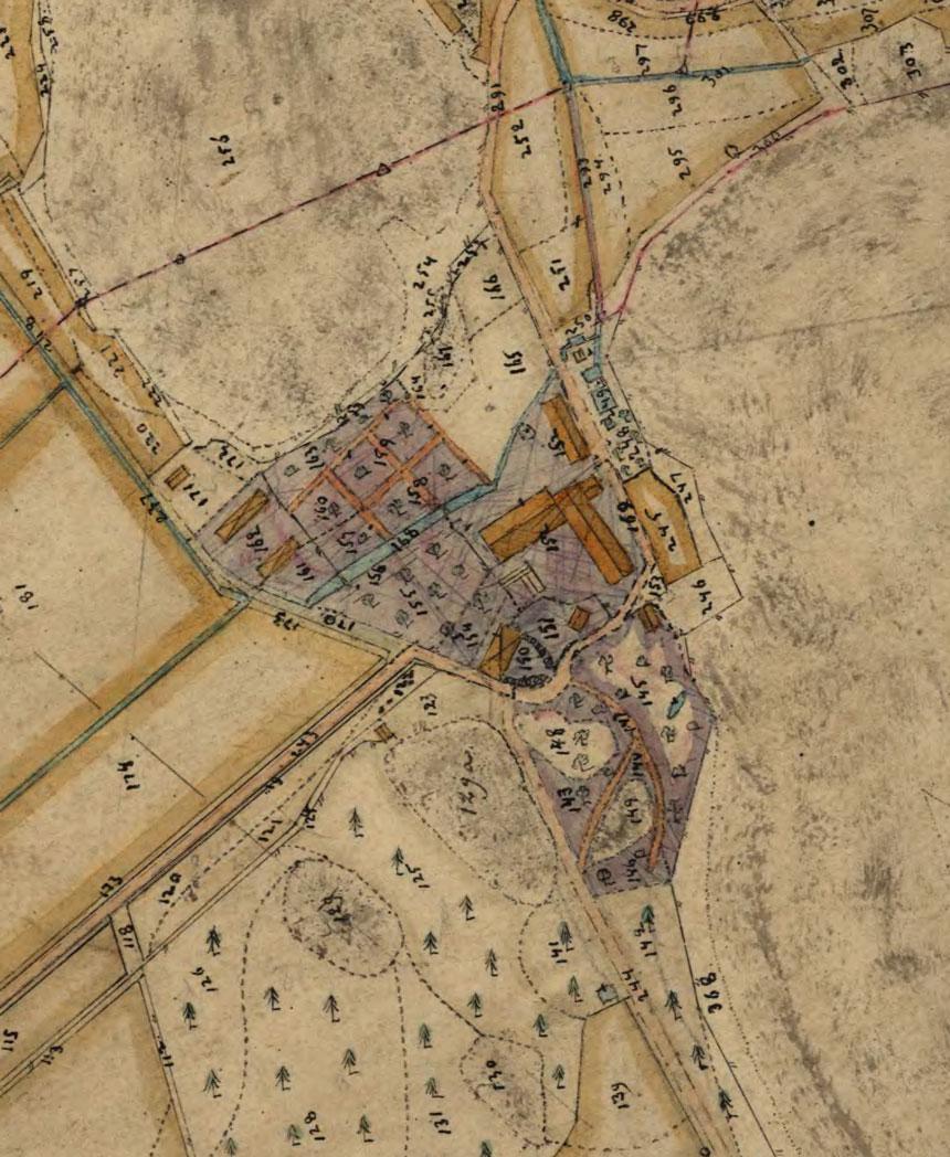 Detalj ur kartan ovan.