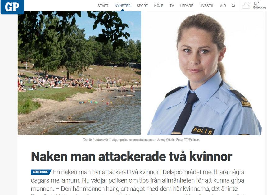 Naken Man Göteborg